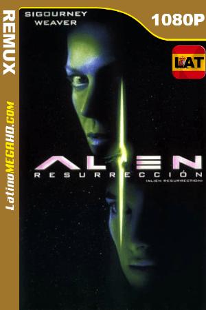 Alien: la resurrección (1997) Latino HD BDREMUX 1080P ()