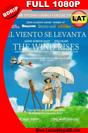 Se Levanta el Viento (2013) Latino FULL HD BDRIP 1080P ()