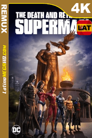 The Death and Return of Superman (2019) Latino HDR Ultra HD BDRemux 2160P ()
