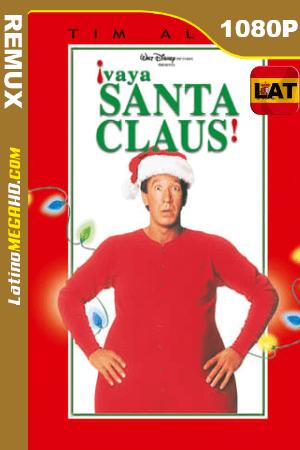 ¡Vaya Santa Claus! (1994) Latino HD BDREMUX 1080p ()