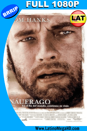 Náufrago (2000) BRRIP 1080p Dual Latino-Ingles HD