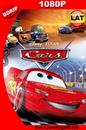 Cars (2006) Latino HD BDRIP 1080P ()