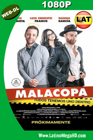 Malacopa (2018) Latino HD WEB-DL 1080p ()