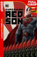 Superman: Red Son (2020) Latino HD BDRip 1080P - 2020