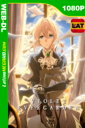 Violet Evergarden (2018) Temporada 1 Latino HD WEB-DL 1080P - 2018