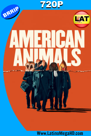 Animales Norteamericanos (2018) Latino HD 720P ()