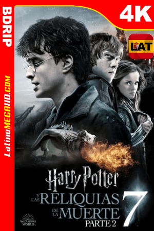 Harry Potter y las Reliquias de la Muerte – Parte 2 (2011) Latino HD BDRip 4K ()