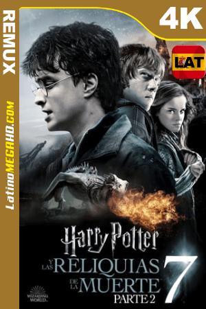 Harry Potter y las Reliquias de la Muerte – Parte 2 (2011) Latino HDR Ultra HD BDRemux 2160P ()