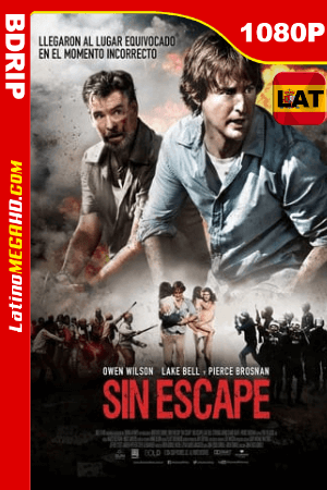 Sin escape (2015) Latino HD Latino HD BDRip 1080p ()