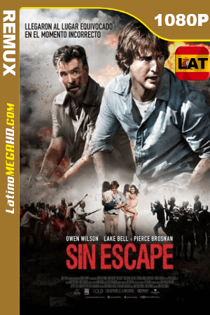 Sin escape (2015) Latino HD BDRemux 1080P ()
