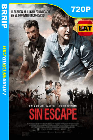 Sin escape (2015) Latino HD Latino HD BRRip 720p ()