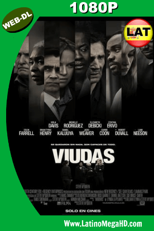 Viudas (2018) Latino HD WEB-DL 1080P ()