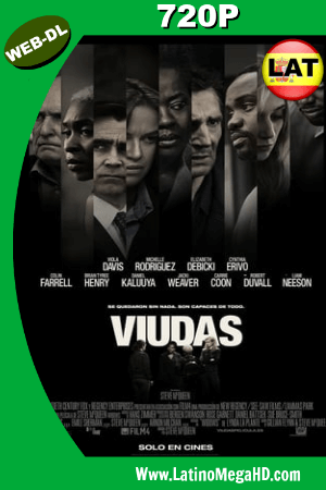 Viudas (2018) Latino HD WEB-DL 720P ()