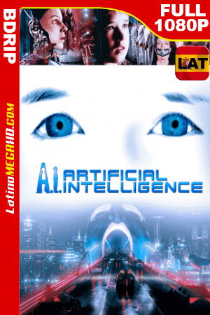 A.I. Inteligencia Artificial (2001) Latino HD BDRip FULL 1080P ()