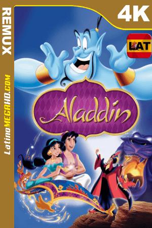 Aladdín (1992) Latino HDR Ultra HD BDRemux 2160P ()