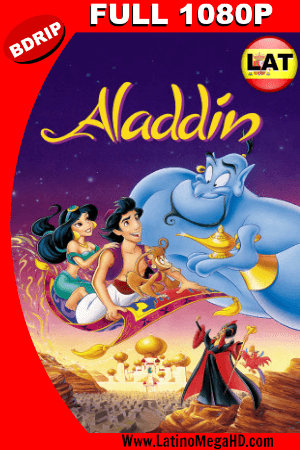 Aladdin (1992) Latino FULL HD BDRIP 1080P ()