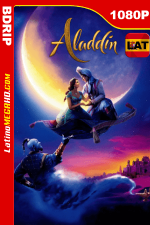 Aladdin (2019) Latino HD BDRIP 1080P - 2019