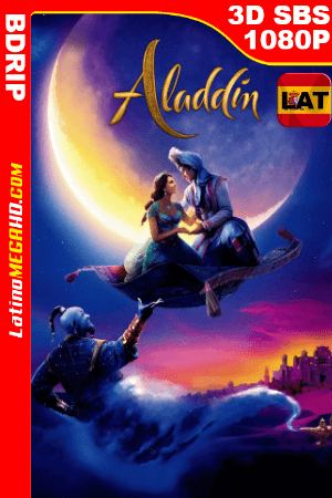 Aladdin (2019) Latino Full HD 3D SBS BDRIP 1080P ()