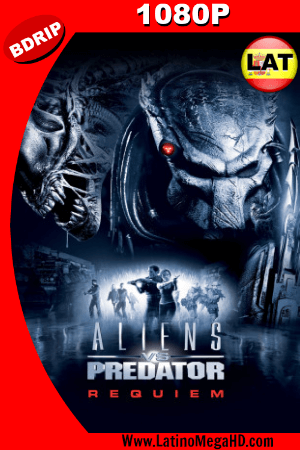 Alien vs. Predator 2 (2007) UNRATED Latino HD BDRIP1080P ()
