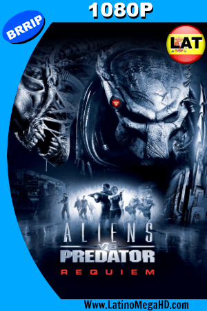 Alien vs. Predator 2 (2007) Latino HD 1080P ()