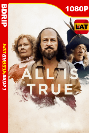 All Is True (2018) Latino HD BDRip 1080p ()