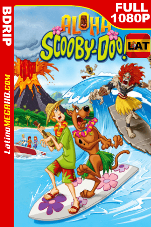 Hola, Scooby-Doo (2005) Latino HD BDRIP 1080P ()