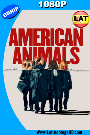 Animales Norteamericanos (2018) Latino HD 1080P ()