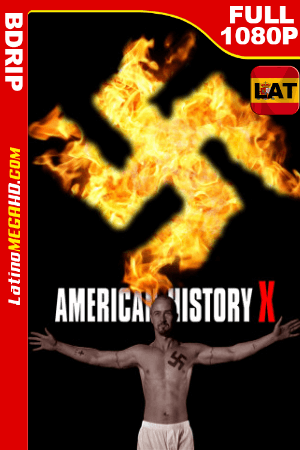 Historia Americana X (1998) Latino FULL HD BDRIP 1080P ()