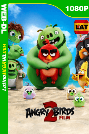 Angry Birds 2, la película (2019) Latino HD WEB-DL 1080P ()