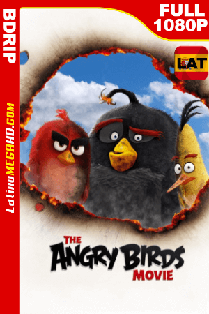 Angry Birds, la película (2016) Latino HD BDRip FULL 1080P ()