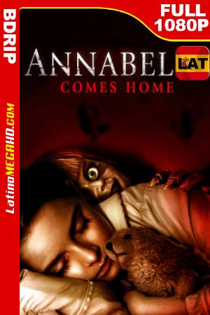 Annabelle 3: Vuelve a casa (2019) Latino HD BDRIP 1080P ()