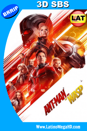 Ant-Man and The Wasp. El Hombre Hormiga y La Avispa (2018) Latino FULL 3D SBS 1080P ()