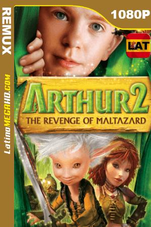 Arthur y el regreso de los minimoys (2009) Latino HD BDREMUX 1080p ()