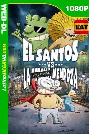 El Santos vs la Tetona Mendoza (2012) Latino HD WEB-DL 1080p ()
