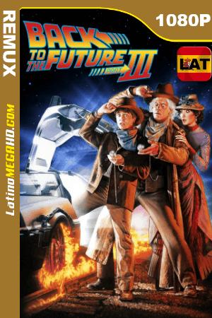 Volver al futuro III (1990) Latino HD BDREMUX 1080P ()
