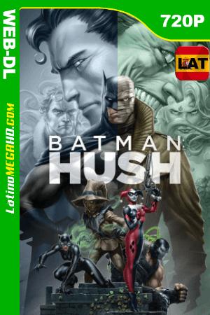 Batman: Hush (2019) Latino HD WEB-DL 720P ()