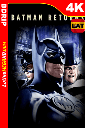 Batman Regresa (1992) Latino ULTRA HD BDRip 2160p ()