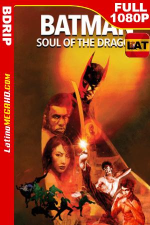Batman: Alma del dragón (2021) Latino HD BDRIP 1080P ()