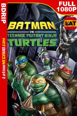 Batman y Las Tortugas Ninja (2019) Latino FULL HD BDRIP 1080P ()