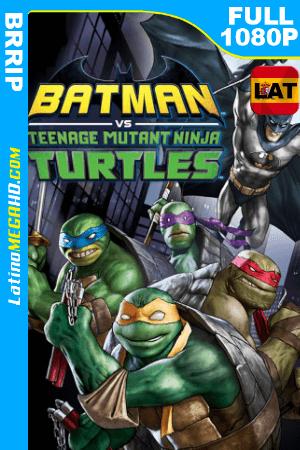 Batman y Las Tortugas Ninja (2019) Latino FULL HD 1080P ()