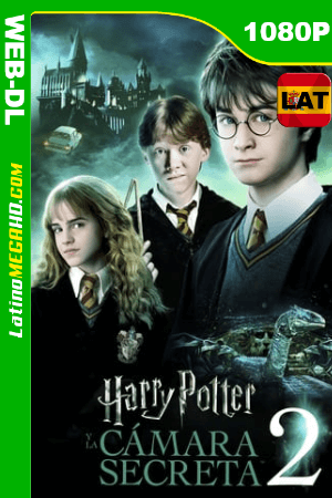 Harry Potter y la cámara secreta (2002) Open Matte Latino HD AMZN WEB-DL 1080P ()