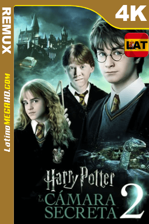 Harry Potter y la cámara secreta (2002) Latino HDR Ultra HD BDRemux 2160P ()