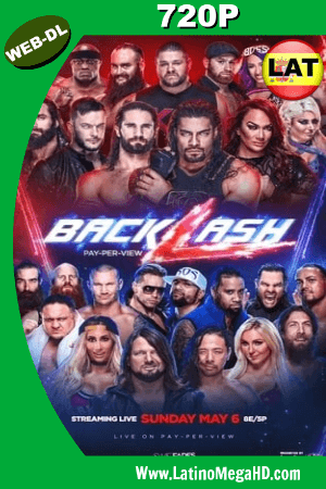WWE Backlash (2018) Latino HD WEB-DL 720P ()