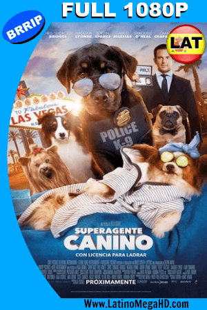 Superagente Canino (2018) Latino FULL HD 1080p ()