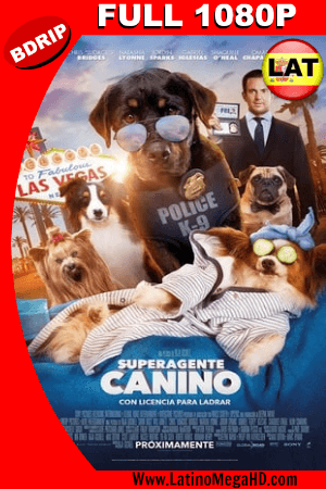 Superagente Canino (2018) Latino FULL HD BDRIP 1080p ()