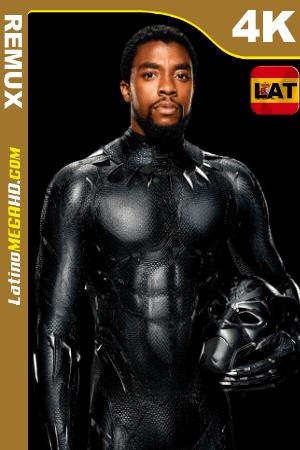 Pantera Negra (2018) Latino HDR UltraHD BDREMUX 2160P ()