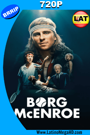 Borg vs. McEnroe (2017) Latino HD 720p ()