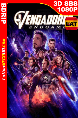 Avengers: Endgame (2019) Latino Full 3D SBS BDRIP 1080P ()