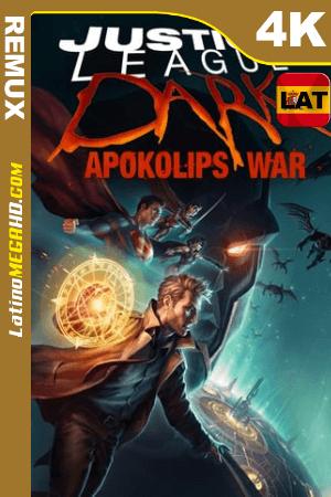 Liga de la Jusicia Oscura – Guerra Apokolips (2020) Latino UltraHD HDR BDREMUX 2160P ()
