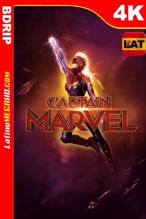 Captain Marvel (2019) Latino Ultra HD BDRIP 2160p ()